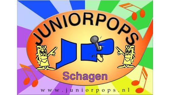 logo kinderkoor Juniorpops